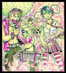 Struwwelpeter Rock 'n Roll Riot by Yeocalypso