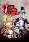 'Serial Sausage Slaughter' Cover