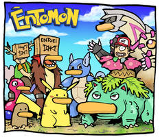 Entomon: Gotta catch 'em all!