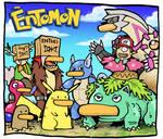 Entomon: Gotta catch 'em all! by Yeocalypso