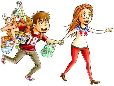 Manga Comic Con: Su und Def im Merch-Rausch by Yeocalypso