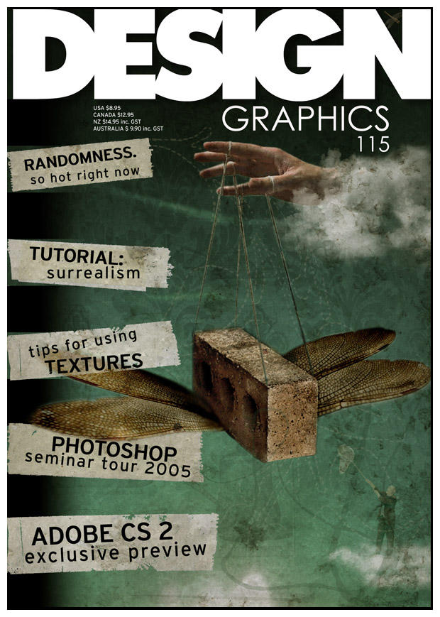 design graphics magazine cover by galvanize on DeviantArt: galvanize.deviantart.com/art/design-graphics-magazine-cover-16677382