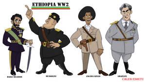 Ethiopia WW2