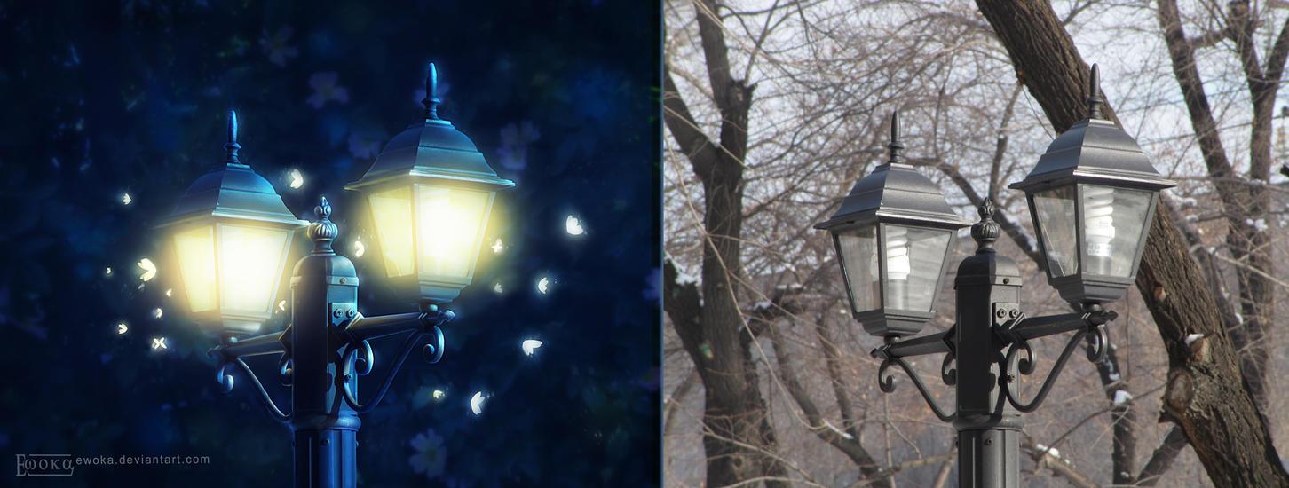 Magic lantern2 by Ewoka