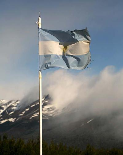 Nuestra Bandera Argentina imagenes