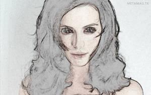 Realistic sketch effect by ribhu