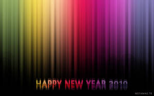 Happy New Year 2010 by ribhu