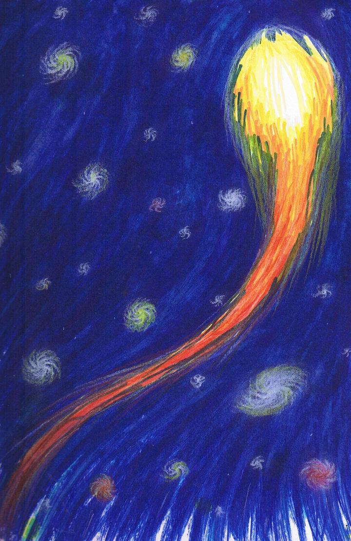 Shooting Star by Naomii-KuroiNekoKo