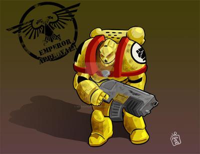 Iron-fist by MariodelPennino