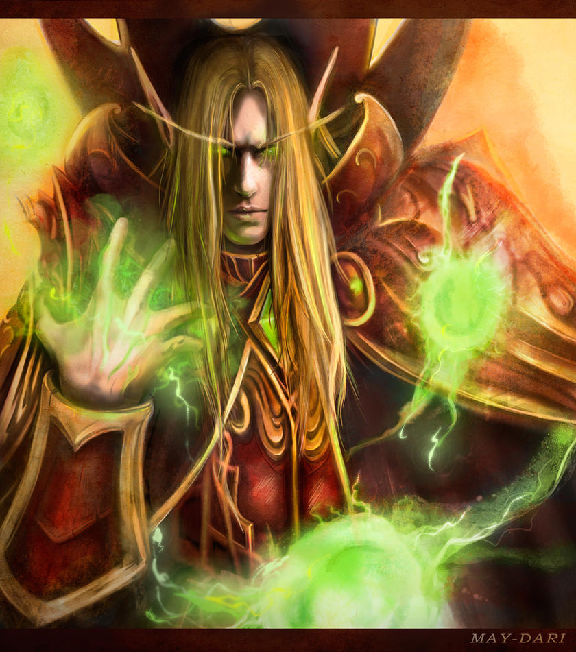 Yo os invoco roleplayers de vrutal - Página 4 Warcraft_3__kael_thas_by_may_dari-d6g8cy4
