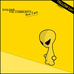 Yellow Day THE COMMUNITY by Adrenaline7801