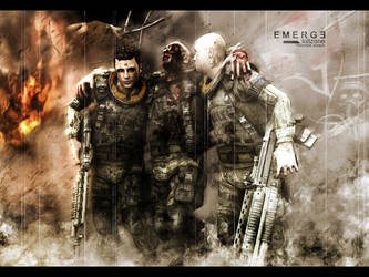 Killzone Wallpaper by Adrenaline7801
