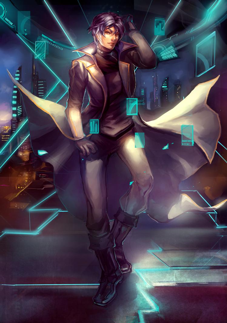 Commission: SolarisVII by ClandestineKnight