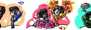 Seeker Valentines by flutterjet