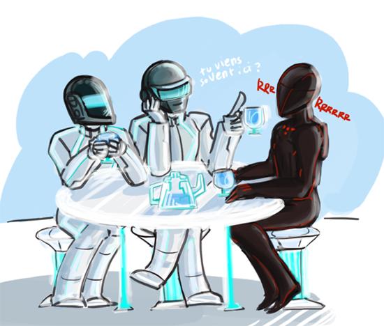 Tron: teatime by flutterjet
