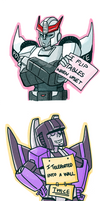 TF: robot shaming by flutterjet