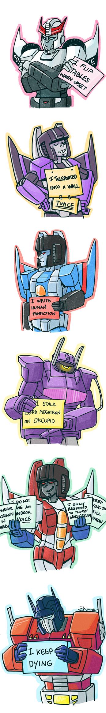 TF: robot shaming