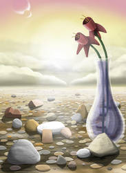 The Vase by DeadFishUK