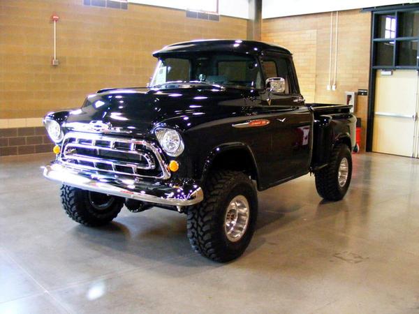 Lifted Trucks For Sale In Az >> 57 Chevy 4x4 For Sale | Autos Weblog
