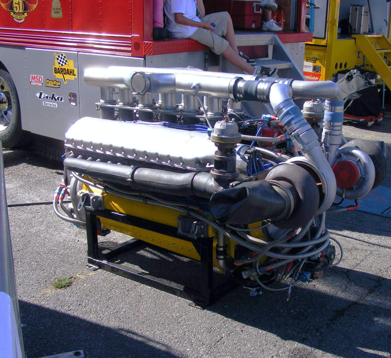 Allison V 1710 Engine By Demenshia On Deviantart