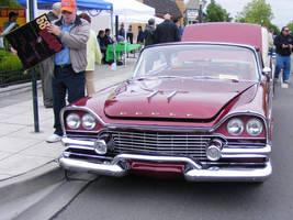 1958 Dodge Custom Royale Front by demenshia