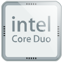 Intel Dual Core -No Shadow- by xionz