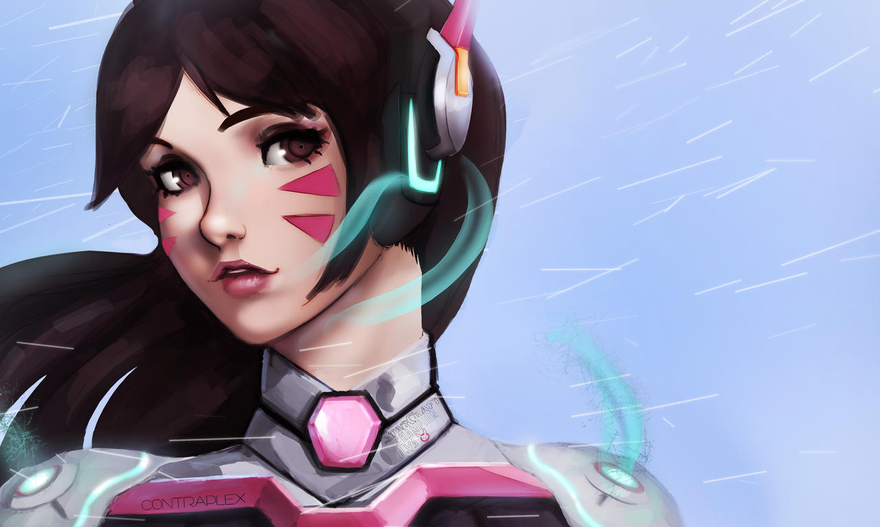 Photo Collection Overwatch Dva By