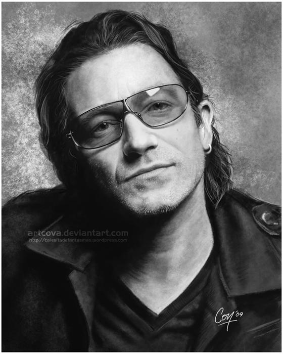 Bono - Digital Series by artcova