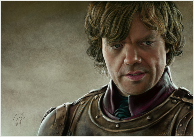 Lannister - by Cova by artcova