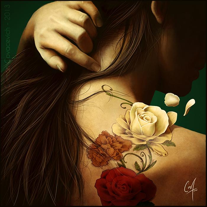 Perfume I by artcova