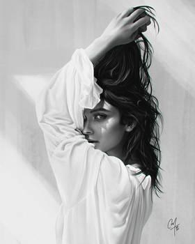 20201002 Portrait Study