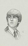 George Harrison Sketch