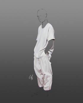 Clothes Study