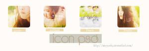 Iconpack IU PSD