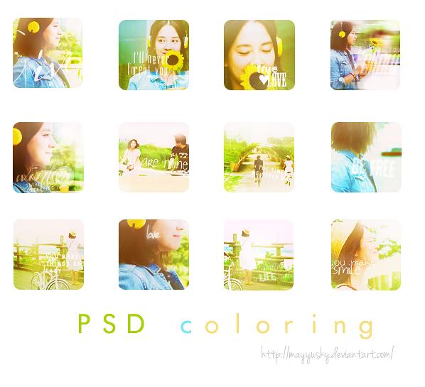 PSD Icon Pack by mayyusky