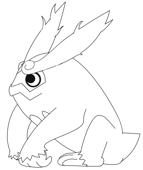 printable pokeball coloring pages - photo#22