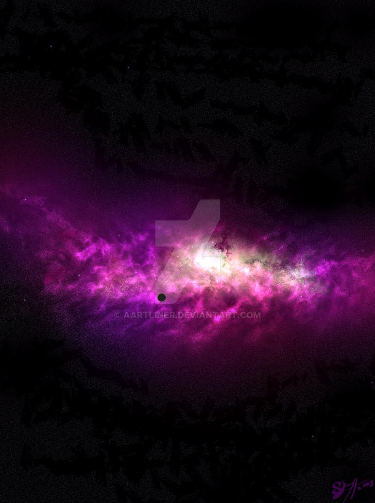 Galaxy by Aartliner
