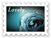 Lovely Stamp by LovelyBPhotography