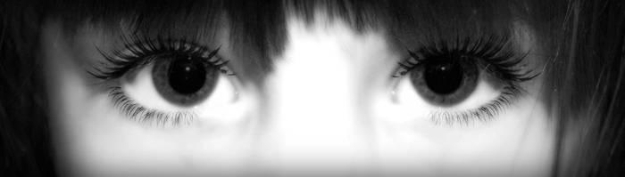 Angel Eyes by LovelyBPhotography