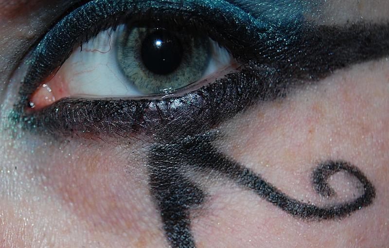 Eye of Ra by LovelyBPhotography