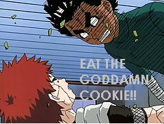 Eat the goddamn cookie by UchihaMei-chan