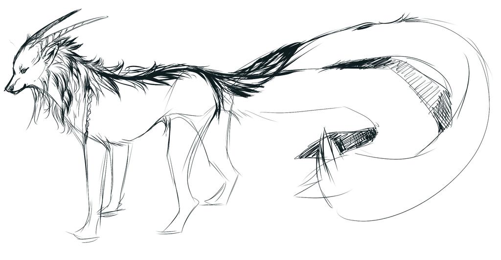 Design Concept Sketch by CapukatSketch