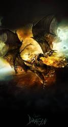 Dragon by Teniloc