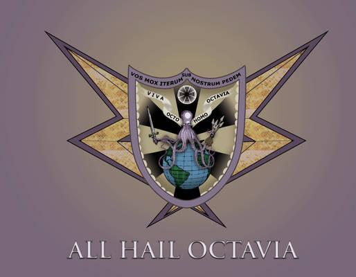 All hail Octavia!