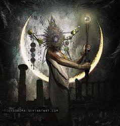 Midnight sun priest (eldritch version)
