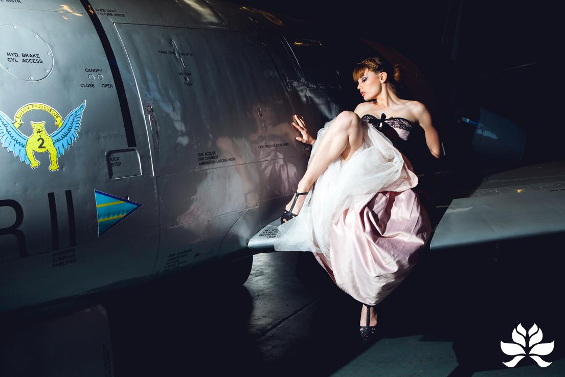 Jet Girl Harlequin I by GretheFenyx