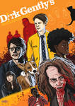 DIRK GENTLY'S HOLISTIC DETECTIVE AGENCY by GretheFenyx