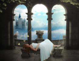 Sleeping Beauty by Senelfy