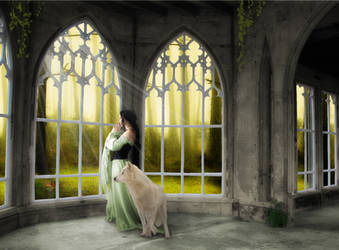 The Prayer by Senelfy