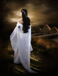 Pharaoh's Wife by Senelfy